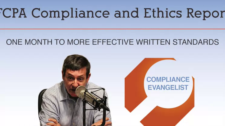 Day 12 of One Month to Better Written Standards -Charitable Donation Enforcement Actions