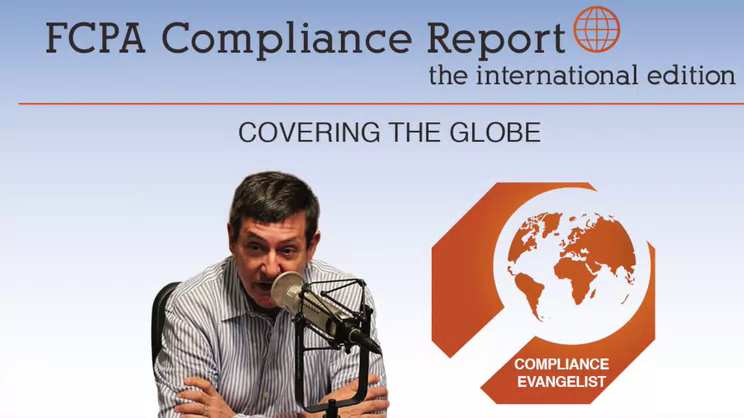 Compliance Report International Edition-Compliance Man Goes Global, Episode 6