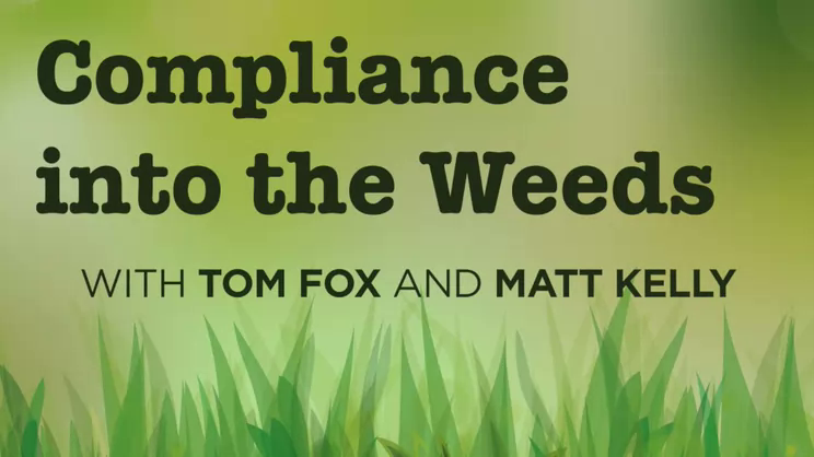 Compliance into the Weeds-Episode 79, Starbucks and Compliance