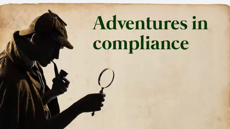 Adventures in Compliance –The Six Napoleons and Mentoring