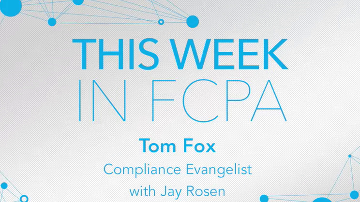 This Week in FCPA-Episode 154, the Take it Back edition