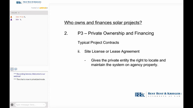 [WEBINAR] Building a Solar Energy Project in 2018
