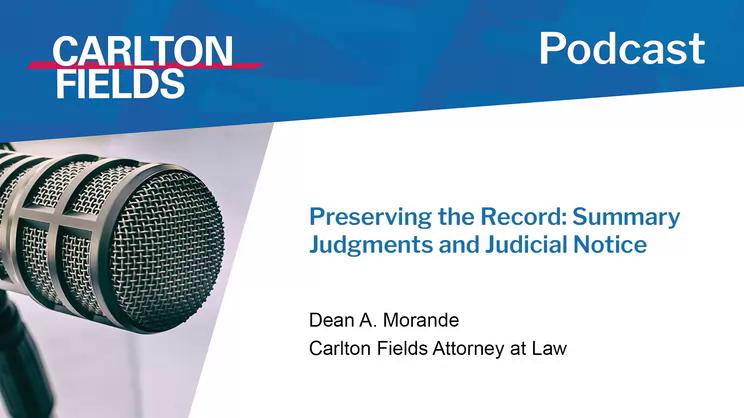 Civil Procedure | JD Supra