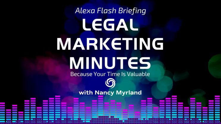 [EP. 13 LEGAL MARKETING MINUTES] Client Service Tip #2 For Lawyers: Be Proactive