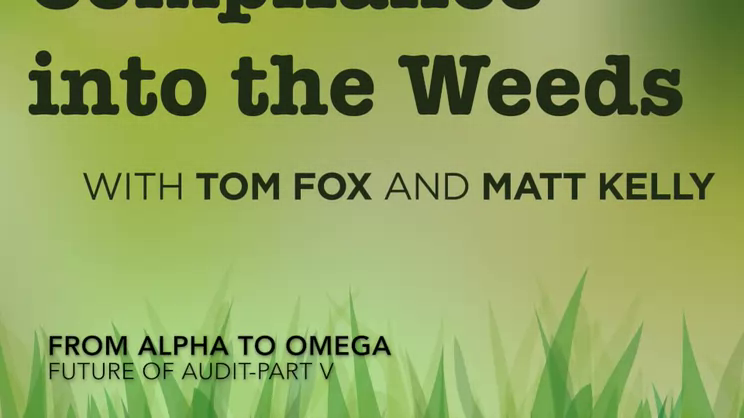 The Future of Audit, Compliance and Analytics: Part V - From Alpha to Omega