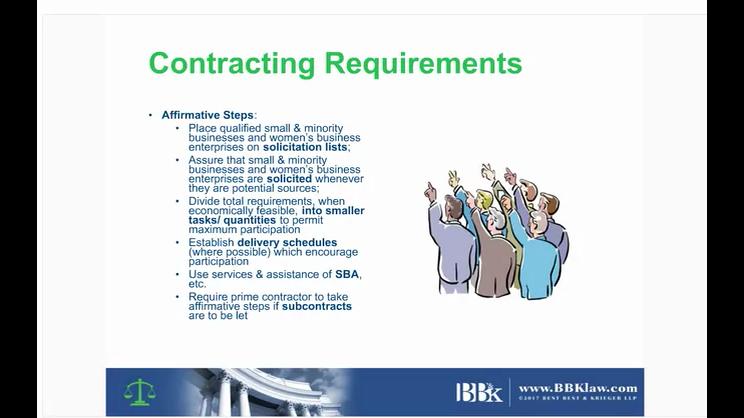 [WEBINAR] Developing FEMA Compliant Procurement Procedures
