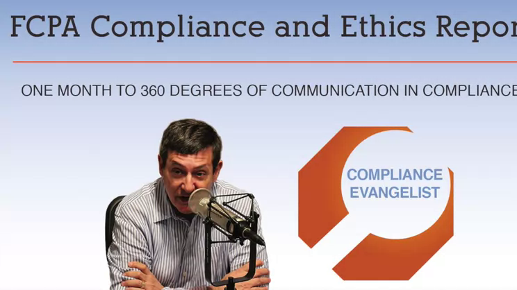 Day 12 of One Month to 360 Degrees of Communication in Compliance- Communicating Across Cultural Boundaries