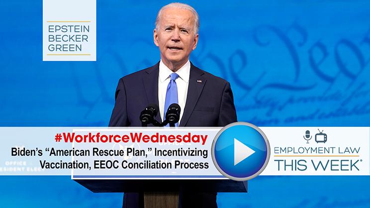 #WorkforceWednesday: Biden's