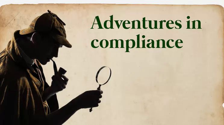 Adventures in Compliance: The Empty House