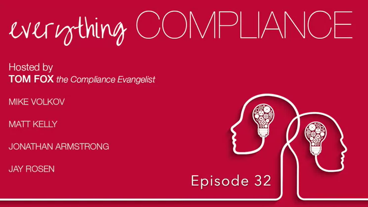 Everything Compliance-Episode 32, the 5-Year Retrospective Edition