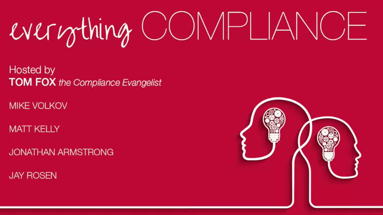 Everything Compliance-Episode 37, the Enforcement (or not) edition