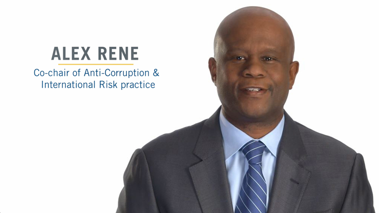 Anti-corruption & international risk developments