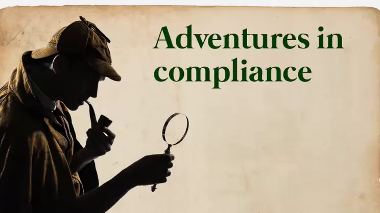 Adventures in Compliance - The Abbey Grange and Institutional Justice