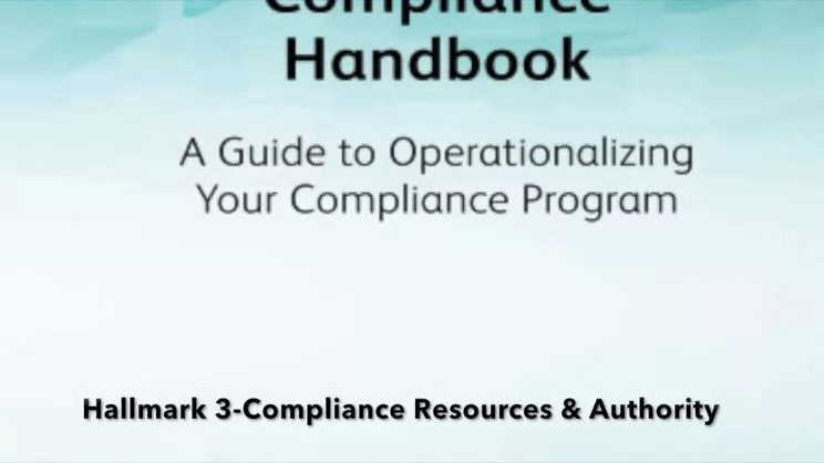 Excerpts From The Complete Compliance Handbook-Hallmark IIII