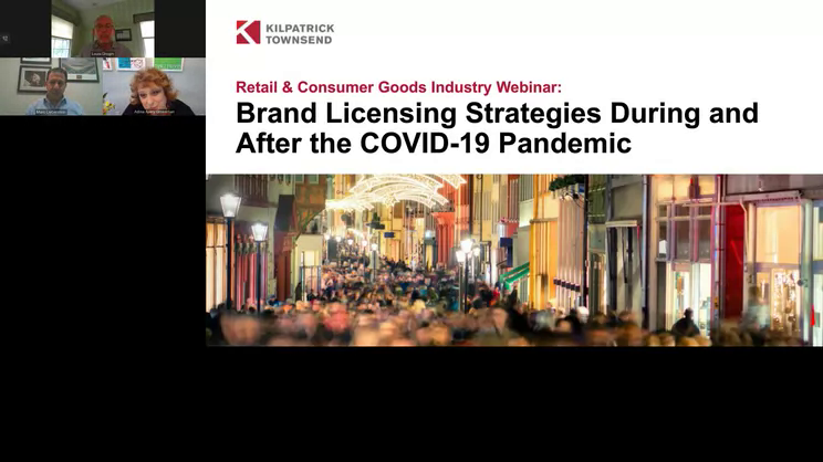 RCG Webinar | Brand Licensing Strategies During and After the COVID-19 Pandemic