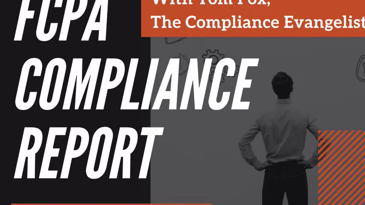 FCPA Compliance Report-Episode 485 – Eric Young on the Plumbing and Wiring of Compliance