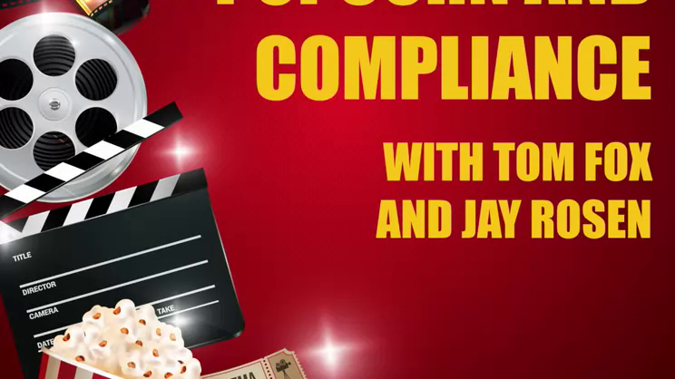 Popcorn and Compliance: Captain Marvel