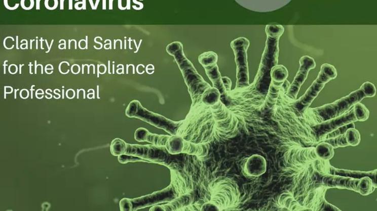 Compliance and Coronavirus-John Castner on Sustainability During the Era of Covid-19