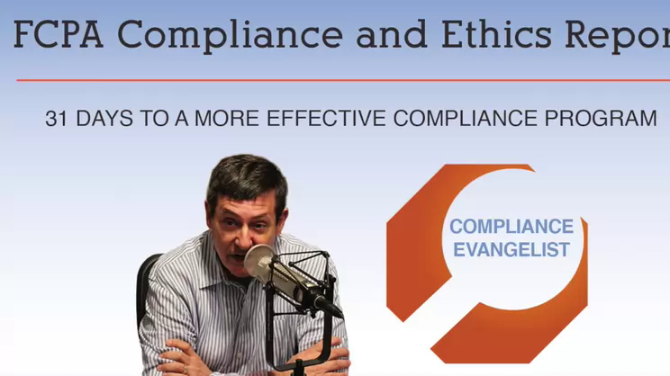 Day 16 of 31 Days to a More Effective Compliance Program-the Third-Party Risk Management Process